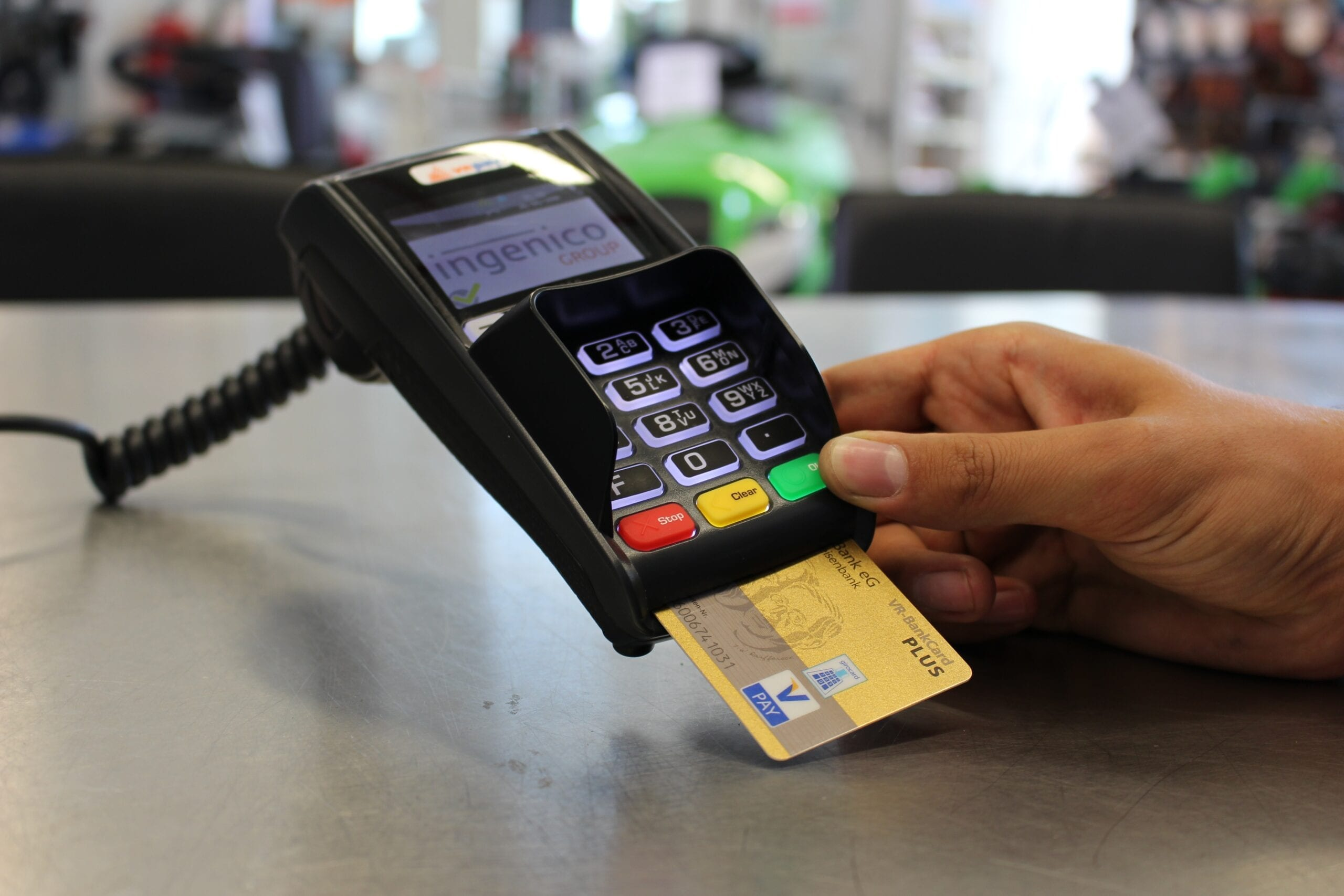 Utilizing Verifone and Ingenico EMV Chip Card Terminals with